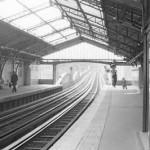 Perspective métro Paris