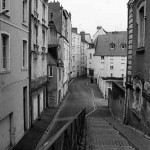 Perspective rue d'Angers